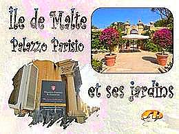 diaporama pps Île de Malte Palazzo Parisio
