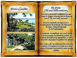 diaporama pps Ile Sainte-Lucie