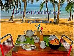diaporama pps Images extraordinaires 7 – Jardin d'Eden