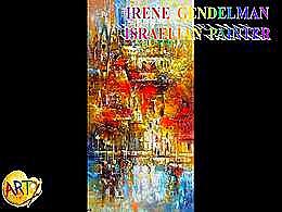diaporama pps Irene Gendelman israelian painter
