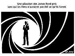 diaporama pps James Bond girls