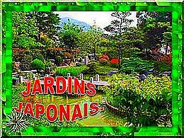 diaporama pps Jardins japonais