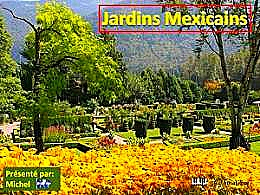 diaporama pps Jardins mexicains