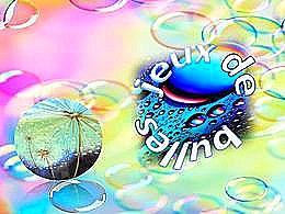 diaporama pps Jeux de bulles