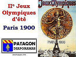 diaporama pps JO Paris 1900