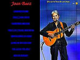diaporama pps Joan Baez III