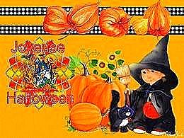diaporama pps Joyeuse Halloween