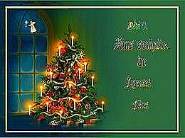 diaporama pps Joyeux Noël à tous