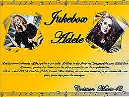 diaporama pps Jukebox Adèle