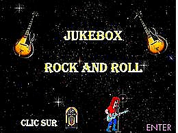 diaporama pps Jukebox Rock'n Roll