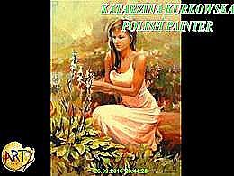 diaporama pps Katarzyna Kurkowska polish painter