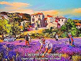 diaporama pps L'accent de Provence
