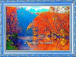 diaporama pps L'automne en beauté
