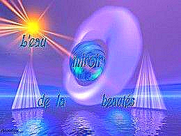 diaporama pps L'eau miroir de la beauté