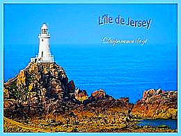 diaporama pps L'île de Jersey