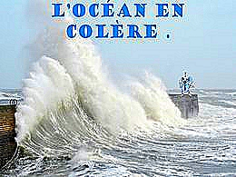 diaporama pps L'océan en colère