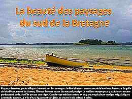 diaporama pps Paysages du sud de la Bretagne