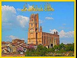 diaporama pps La cathédrale d'Albi
