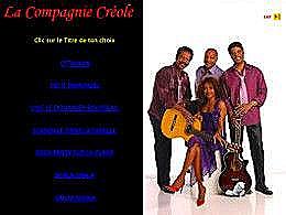 diaporama pps La Compagnie Créole IV