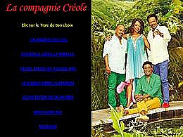 diaporama pps La Compagnie Créole VI
