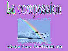 diaporama pps La compassion