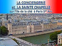 diaporama pps La Conciergerie de Paris