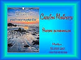 diaporama pps La côte Bretonne de Plougasnou 2