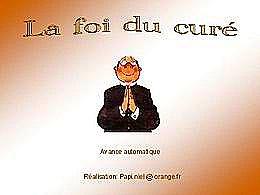 diaporama pps La foi du curé