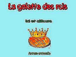 diaporama pps La galette des rois