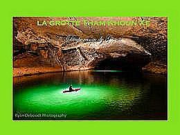diaporama pps La grotte Tham Khoun Xe