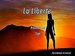 diaporama pps La liberté