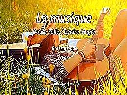 diaporama pps La musique