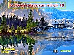 diaporama pps La nature dans son miroir