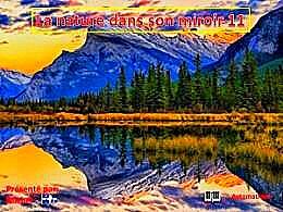 diaporama pps La nature dans son miroir 11