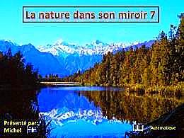 diaporama pps La nature dans son miroir 7