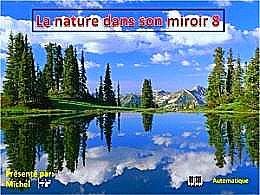 diaporama pps La nature dans son miroir 8