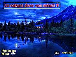 diaporama pps La nature dans son miroir 9