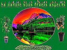 diaporama pps La nature sous divers aspects