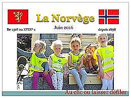 diaporama pps La Norvège
