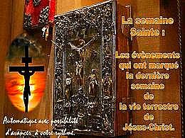 diaporama pps La passion de Jésus-Christ
