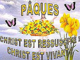 diaporama pps La résurection de Jésus 2016