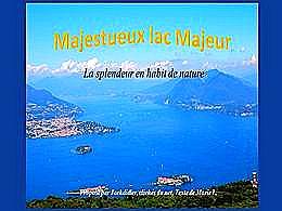 diaporama pps Splendeur en habit de nature – Lac Majeur