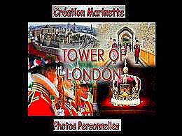 diaporama pps La tour de Londres et ses joyaux N°6