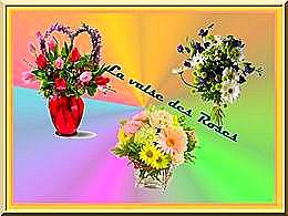 diaporama pps La valse des roses