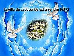 diaporama pps La villa de la Joconde à vendre