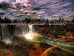 diaporama pps Laja Falls Chile