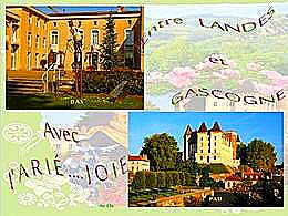 diaporama pps Landes Gascogne