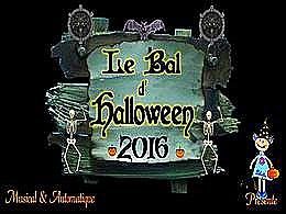 diaporama pps Le bal d'Halloween 2016