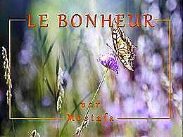 diaporama pps Le bonheur
