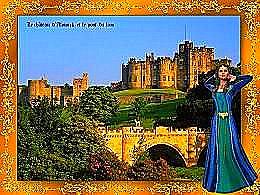 diaporama pps Le château d'Alnwick